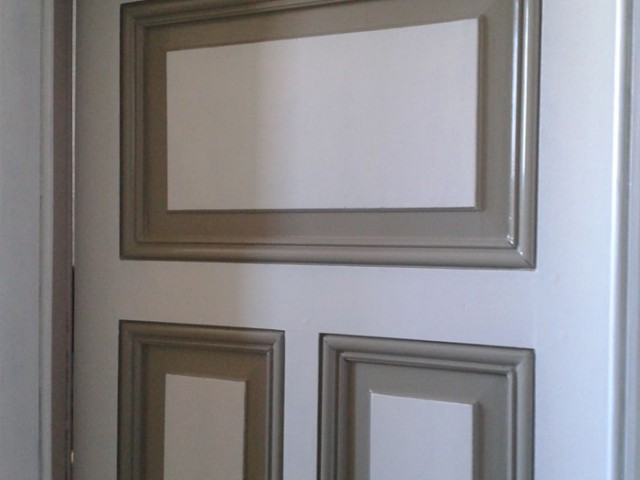 Peintures deco nv for Decor de portes interieures